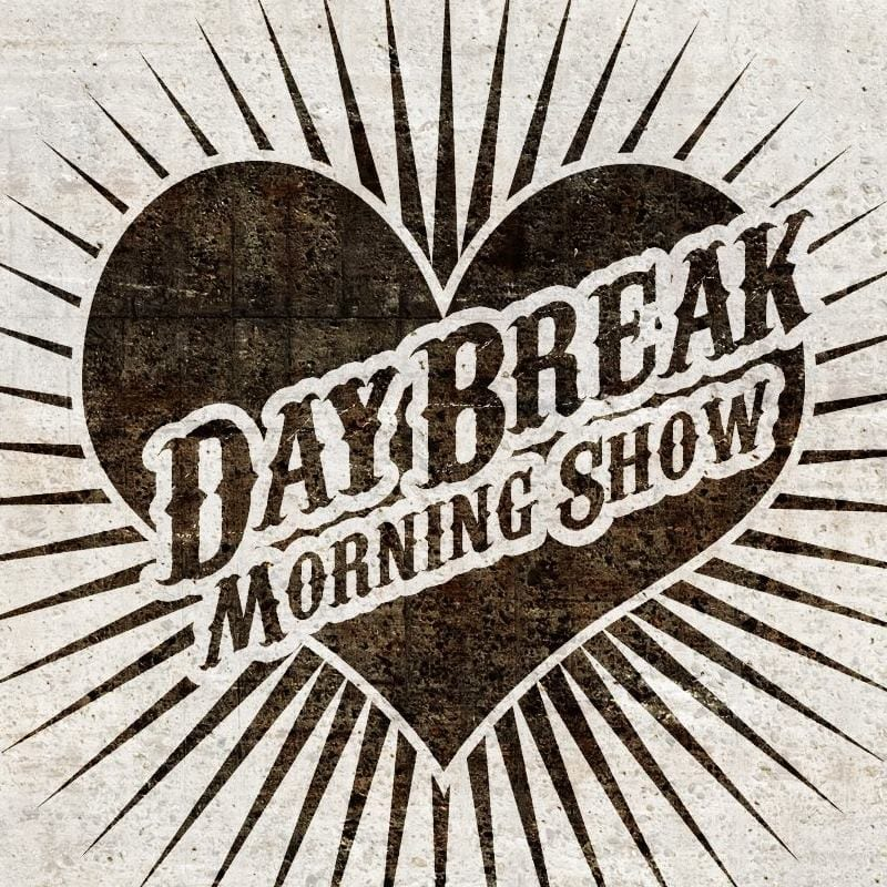 Day Break Morning Show - with Ted and Carolina 6a-9a
